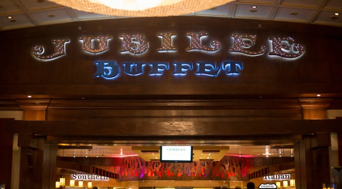 Jubilee Buffet at the Silver Slipper Casino – Bay St. Louis