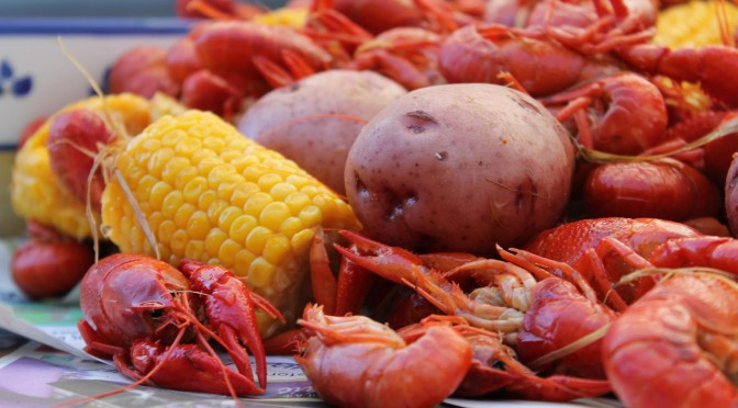 Seafood is King in Mississippi