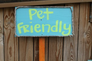 Copy of Copy of Pet Friendly Sign IMG_9609
